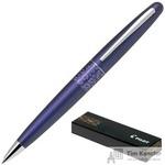 Ручка шариковая Pilot Фиолетовый леопард цвет чернил синий цвет корпуса фиолетовый