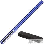 Ручка шариковая Pierre Cardin Actuel цвет чернил синий цвет корпуса синий (артикул производителя PC0706BP)