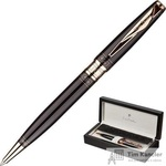 Ручка шариковая Pierre Cardin Secret цвет чернил синий цвет корпуса черный (артикул производителя PC1062BP)
