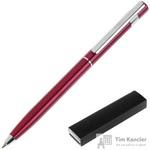 Ручка шариковая Pierre Cardin Easy цвет чернил синий цвет корпуса бордовый (артикул производителя PC5911BP)