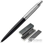 Ручка шариковая PARKER Jotter XL цвет чернил синий цвет корпуса черный (артикул производителя 2068358)
