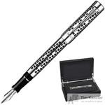 Ручка перьевая Parker Duofold Senior Le цвет чернил черный цвет корпуса черный (артикул производителя 1878415)