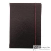 Ежедневник датированный на 2019 год InFolio Elegance искусственная кожа А5 176 листов коричневый (140х200 мм)