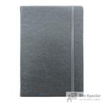 Ежедневник датированный на 2019 год InFolio Elegance искусственная кожа А5 176 листов серый (140х200 мм)