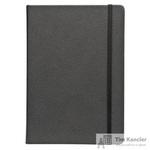 Ежедневник датированный на 2019 год InFolio Lifestyle искусственная кожа А5 176 листов черный (140х200 мм)