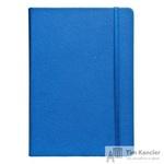 Ежедневник датированный на 2019 год InFolio Lifestyle искусственная кожа А5 176 листов синий (140х200 мм)