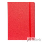 Ежедневник датированный на 2019 год InFolio Lifestyle искусственная кожа А5 176 листов красный (140х200 мм)