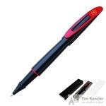 Ручка шариковая Pierre Cardin Actuel цвет чернил синий цвет корпуса красный (артикул производителя PC0550-01BP)