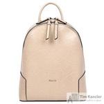 Сумка-рюкзак женская Palio из натуральной кожи бежевого цвета (16327A1- 122)