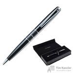 Ручка шариковая Pierre Cardin Libra цвет чернил синий цвет корпуса черный (артикул производителя PC3406BP-02)