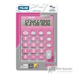 Калькулятор настольный Milan 150610TDPBL 10-разрядный розовый