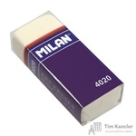 Ластик  Milan 4020 каучуковый белый