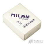 Ластик  Milan Gigante каучуковый белый