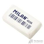 Ластик  Milan 4036 каучуковый белый