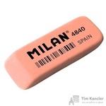 Ластик  Milan 4840 каучуковый розовый
