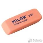 Ластик  Milan 236 пластиковый