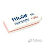 Ластик  Milan nata 620 пластиковый