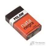 Ластик  Milan 7030 пластиковый черный