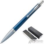 Ручка шариковая Parker Urban CT цвет чернил синий цвет корпуса голубой (артикул производителя 1931565)
