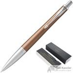 Ручка шариковая Parker Urban CT цвет чернил синий цвет корпуса коричневый (артикул производителя 1931627)