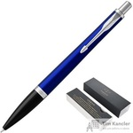 Ручка шариковая Parker Urban цвет чернил синий цвет корпуса синий (артикул производителя 1931581)