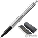 Ручка шариковая Parker Urban CT цвет чернил синий цвет корпуса серебристый (артикул производителя 1931580)