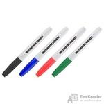 Набор маркеров для досок 4 цвета (толщина линии 1-3 мм)