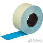 Этикет-лента прямая 26x16 синяя (10 рулонов по 1000 штук)