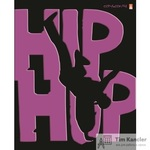 Тетрадь общая Hip-hop А5 48 листов в клетку на скрепке (обложка в ассортименте)