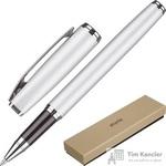 Ручка гелевая Attache Selection Elegance цвет чернил синий цвет корпуса серебристый