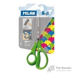 Ножницы детские для левшей Milan 14,5 см