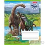 Тетрадь школьная Hatber Эра динозавров А5 12 листов в клетку (обложка в ассортименте)