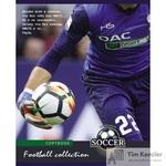 Тетрадь общая Футбол А5 96 листов в клетку на скрепке (обложка в ассортименте)