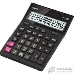 Калькулятор настольный Casio GR-16 16-разрядный черный
