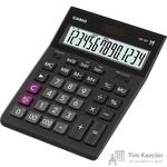 Калькулятор настольный Casio GR-14T-W-EP 14-разрядный черный