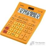 Калькулятор настольный CASIO GR-12C-RG-W-EP 12-разрядный оранжевый