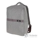 Рюкзак Polar из полиэстера серого цвета (П0049-06)