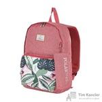 Рюкзак Polar из полиэстера розового цвета (П0056-01)