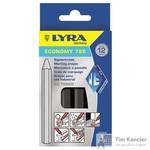 Мелок LYRA Economy 795 для древесины чёрный