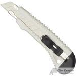 Нож канцелярский Bantex 18 мм с фиксатором