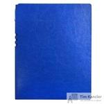 Бизнес-тетрадь Attache Light Book  A4 96 листов ярко-синий в клетку на сшивке (220x265)