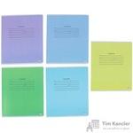Тетрадь школьная Проф-пресс Учусь на отлично А5 12 листов в линейку (обложка в ассортименте)