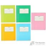 Тетрадь школьная Проф-пресс Классическая А5 18 листов в клетку (обложка в ассортименте)