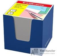Блок для записей ERICH KRAUSE, не склееный, в картонной подставке, 90 х 90 х 90 мм