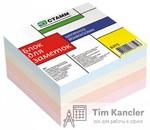 Блок для записей СТАММ, цветной, 8x8x5 см