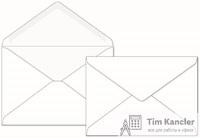 Конверт PACK POST Oberpost, декстрин, белый, C4 (229x324 мм)