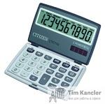 Калькулятор CITIZEN CTC-110, 10-разрядный, складной корпус