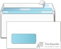 Конверт PACK POST Businesspost, strip, окно слева, DL (110x220 мм)