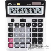 Калькулятор настольный DELI 1654, 12-разрядный