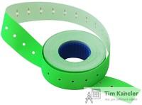 Этикет-лента OPEN DATA цветная, прямая, 21x12x1000 мм, ассорти